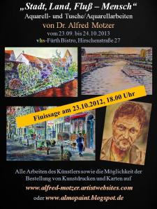 Exhibition in Fuerth